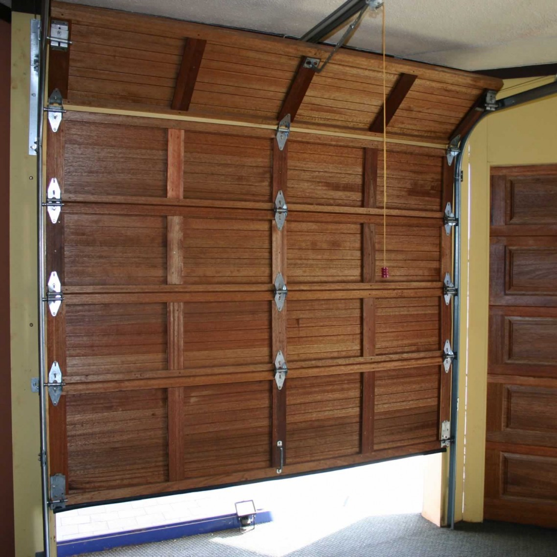 Make Your Own Garage Door